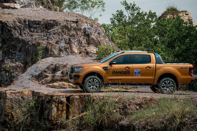 Không riêng gì Việt Nam, bán tải Ford Ranger ghi nhận doanh số kỷ lục tại nhiều quốc gia Châu Á - 2