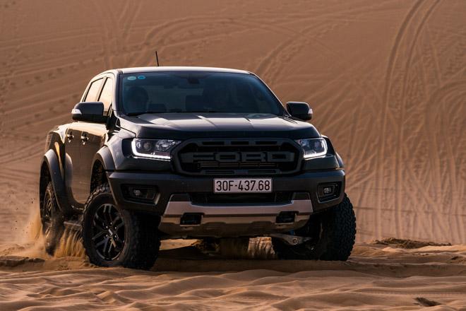 Không riêng gì Việt Nam, bán tải Ford Ranger ghi nhận doanh số kỷ lục tại nhiều quốc gia Châu Á - 3