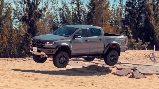 Không riêng gì Việt Nam, bán tải Ford Ranger ghi nhận doanh số kỷ lục tại nhiều quốc gia Châu Á - 1