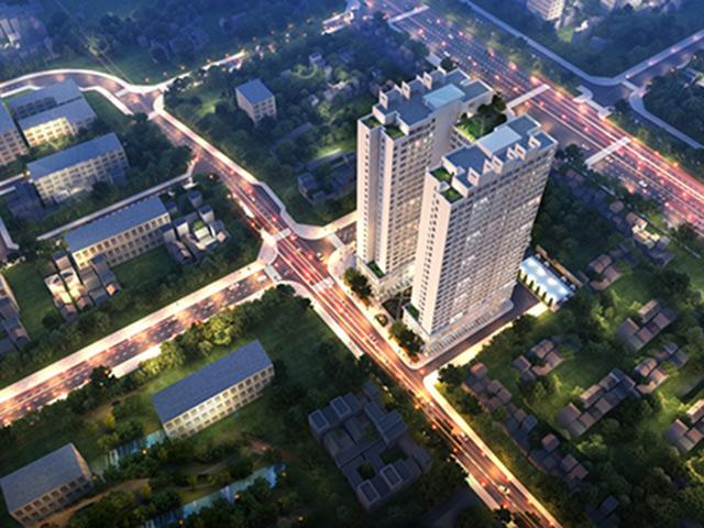 hình ảnh tổng quan chung cư athena complex