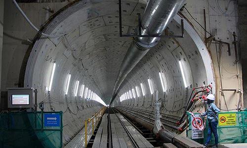 Chậm thanh toán hơn 100 triệu USD: Metro TPHCM suýt bị dừng thi công - 1
