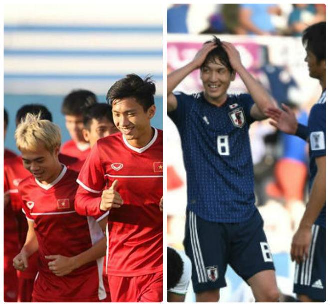 Tiết lộ đội hình Việt Nam đấu Nhật Bản: HLV Park Hang Seo sẽ lại gây sốc? - 1