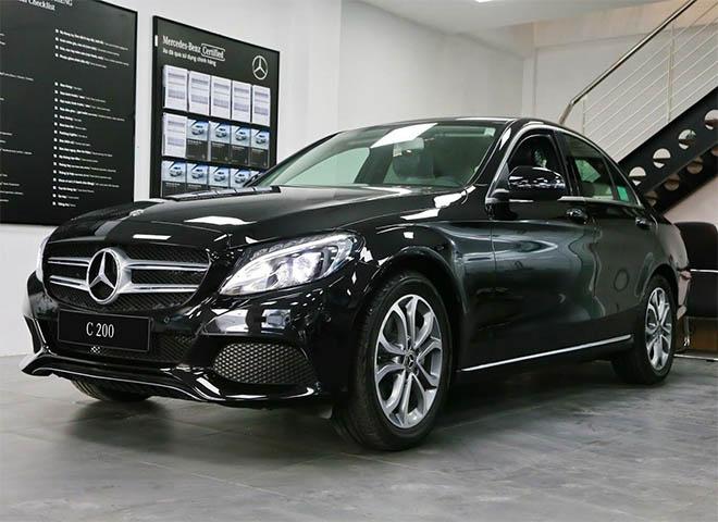 Giá xe Mercedes C200, C250, C300 phiên bản 2019 cập nhật mới nhất - 3