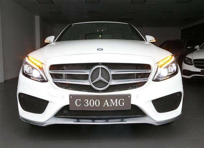 Giá xe Mercedes C200, C250, C300 phiên bản 2019 cập nhật mới nhất - 4