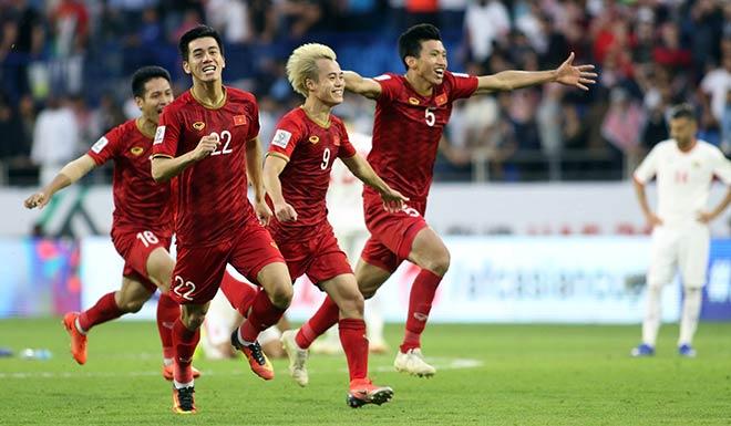 Cặp đấu gây sốc tứ kết Asian Cup: Việt Nam tạo siêu kỳ tích châu Á? - 1