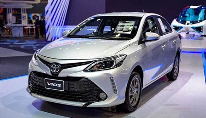Bảng giá xe Toyota 2019 mới nhất - Toyota Ha Tinh