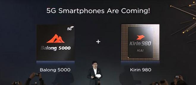 Huawei sắp ra mắt smartphone có thể gập lại cực ảo diệu, chạy 5G - 2