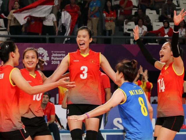 Lịch thi đấu bóng chuyền Việt Nam năm 2019
