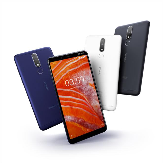 Cùng smartphone Nokia 3.1 Plus lưu lại từng khoảnh khắc lung linh cực xịn trong mùa Tết - www.TAICHINH2A.COM