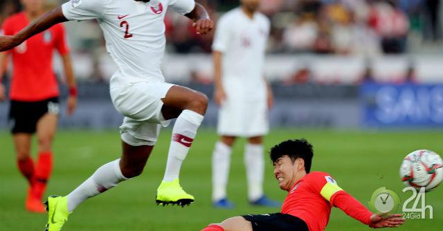 Hàn Quốc bị loại sốc ở Asian Cup: Ác mộng trứng thối chờ Son Heung Min