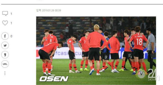Hàn Quốc thua sốc: Báo chí phẫn nộ vùi dập Son Heung Min, thầy cũ Ronaldo