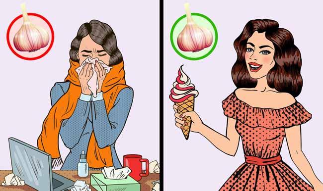 """Đây là điều """"kỳ diệu"""" xảy ra với cơ thể khi bạn ăn tỏi mỗi ngày - 1"""