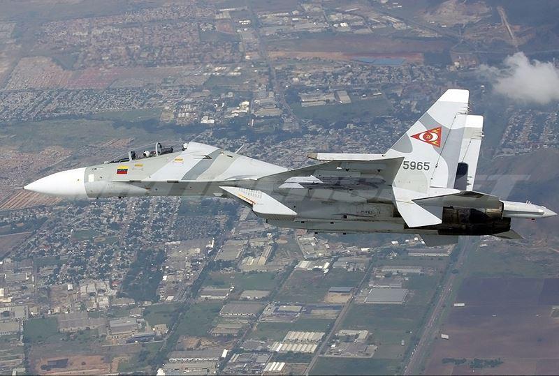 Uy lực vũ khí mạnh nhất Venezuela trước khả năng chiến tranh với Mỹ - 3