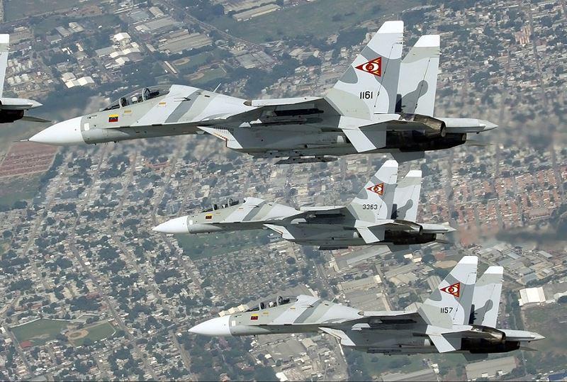 Uy lực vũ khí mạnh nhất Venezuela trước khả năng chiến tranh với Mỹ - 4
