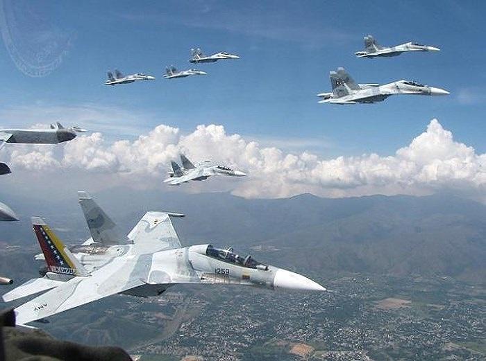 Uy lực vũ khí mạnh nhất Venezuela trước khả năng chiến tranh với Mỹ - 5