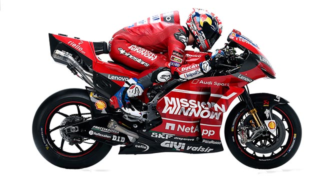 """Đua xe MotoGP: Ducati theo chân Ferrari ra mắt """"chiến mã mới"""" - 2"""