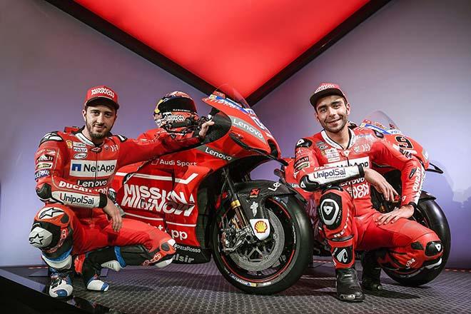 """Đua xe MotoGP: Ducati theo chân Ferrari ra mắt """"chiến mã mới"""" - 3"""