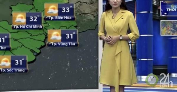 MC Thời tiết VTV xinh như hot girl tiết lộ bị khán giả nhắn tin than phiền vì lý do này