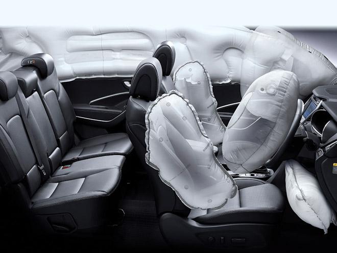 Hyundai sắp giới thiệu công nghệ túi khí bung 2 lần - 4