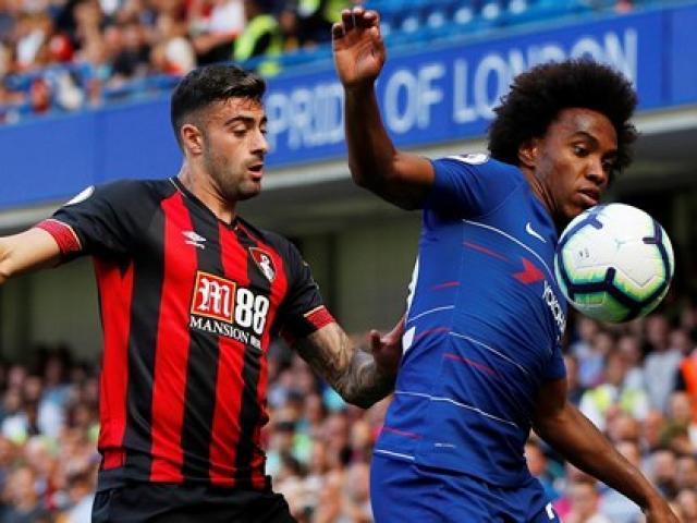 Trực tiếp Bournemouth - Chelsea: Sốc toàn tập (KT)