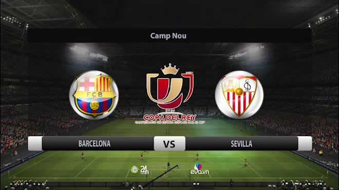 Highlight: Barcelona vs Sevilla