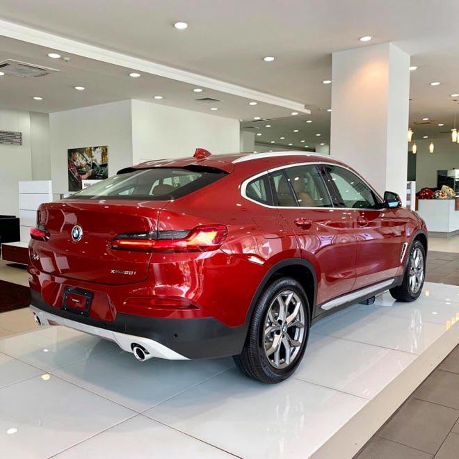 Ảnh thực tế BMW X4 2019 thế hệ mới đươc trưng bày tại showroom - 6