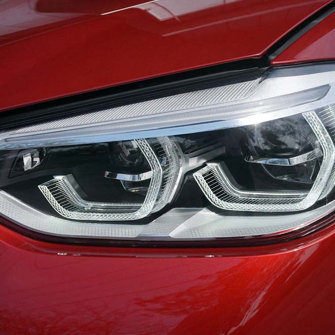 Ảnh thực tế BMW X4 2019 thế hệ mới đươc trưng bày tại showroom - 4