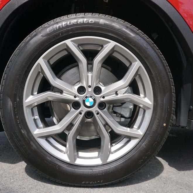 Ảnh thực tế BMW X4 2019 thế hệ mới đươc trưng bày tại showroom - 9