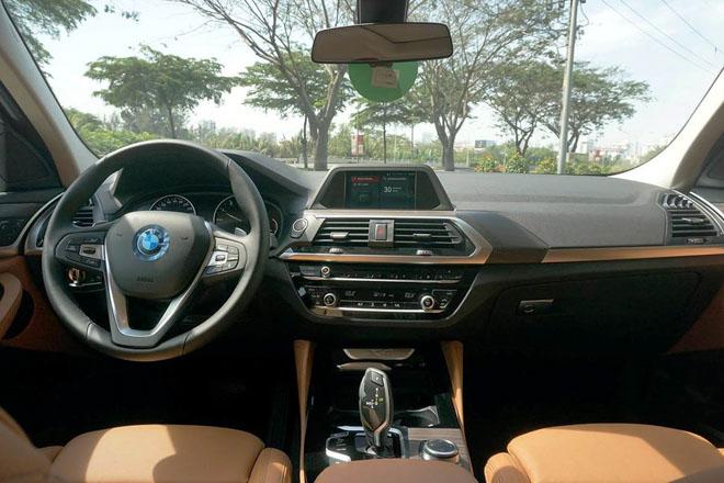 Ảnh thực tế BMW X4 2019 thế hệ mới đươc trưng bày tại showroom - 11