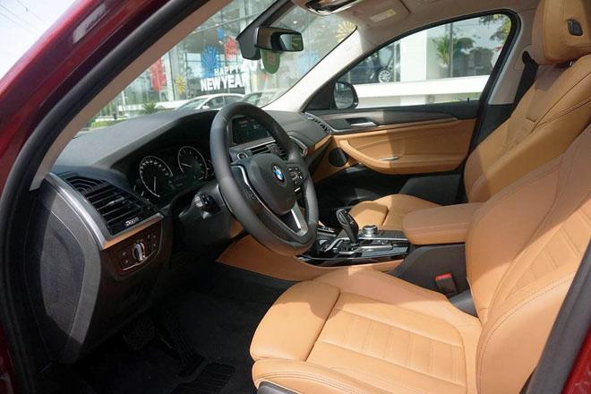 Ảnh thực tế BMW X4 2019 thế hệ mới đươc trưng bày tại showroom - 10