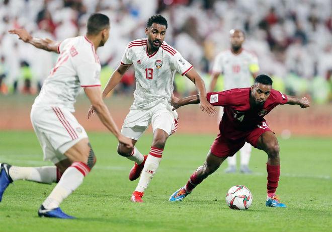 Chấn động Asian Cup: UAE khiếu nại, Qatar có bị xử thua trước chung kết? - 1