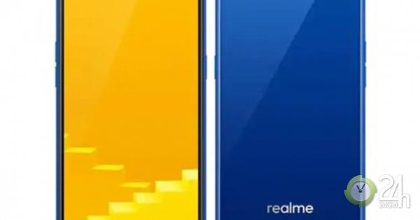 Realme C1 (2019) trình làng với nhiều cải tiến RAM và bộ nhớ trong