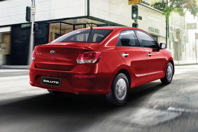 Kia giới thiệu mẫu xe hạng B giá 278 triệu đồng tại Phillipines, cạnh tranh Toyota Vios - 4