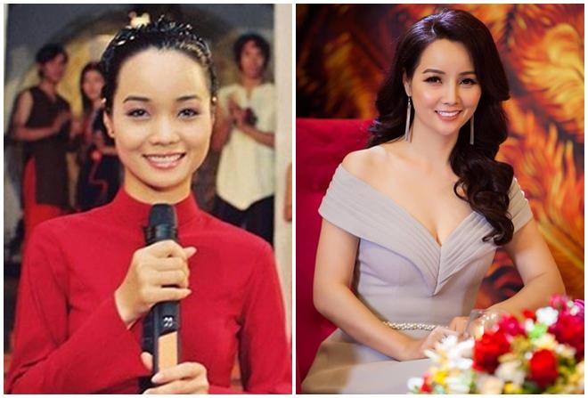 """Ở tuổi 40, """"cô Trúc"""" Mai Thu Huyền ngày càng táo bạo, sexy - 1"""