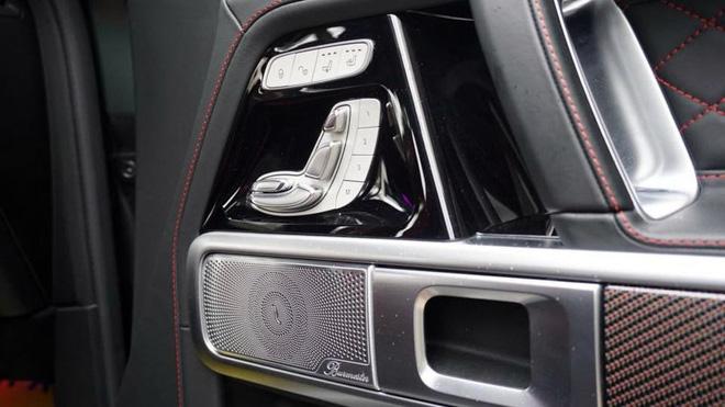 Mercedes-Benz G63 2019 Edition One màu đen đầu tiên về Việt Nam, giá bán ước tính hơn 14 tỷ đồng - 9
