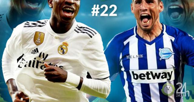 Trực tiếp bóng đá Real Madrid - Alaves: Tam tấu BBV xuất trận