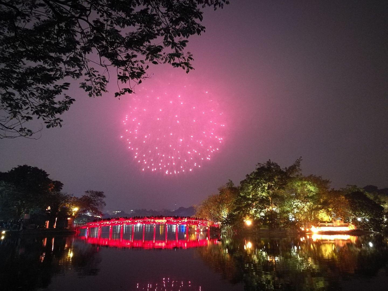 Những điểm bắn pháo hoa đêm Giao thừa đón năm mới Kỷ Hợi 2019 - 1