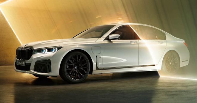 BMW 7-Series 2020 được bổ sung thêm phiên bản hybrid - 1