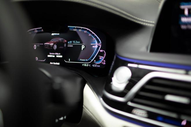 BMW 7-Series 2020 được bổ sung thêm phiên bản hybrid - 8