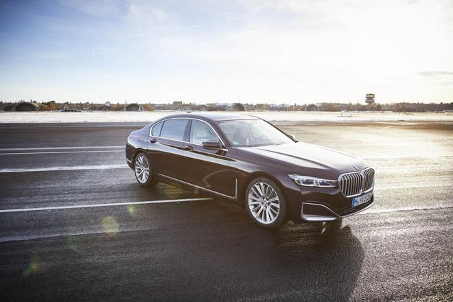 BMW 7-Series 2020 được bổ sung thêm phiên bản hybrid - 3