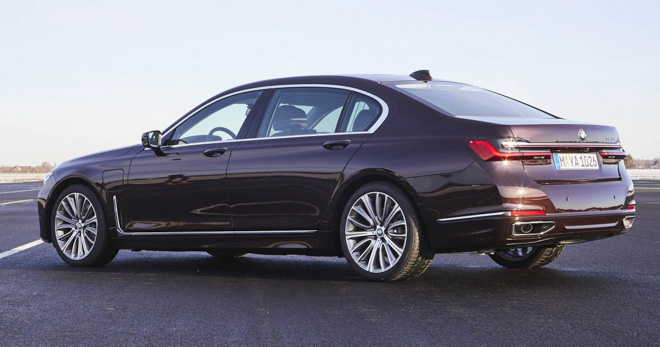 BMW 7-Series 2020 được bổ sung thêm phiên bản hybrid - 6