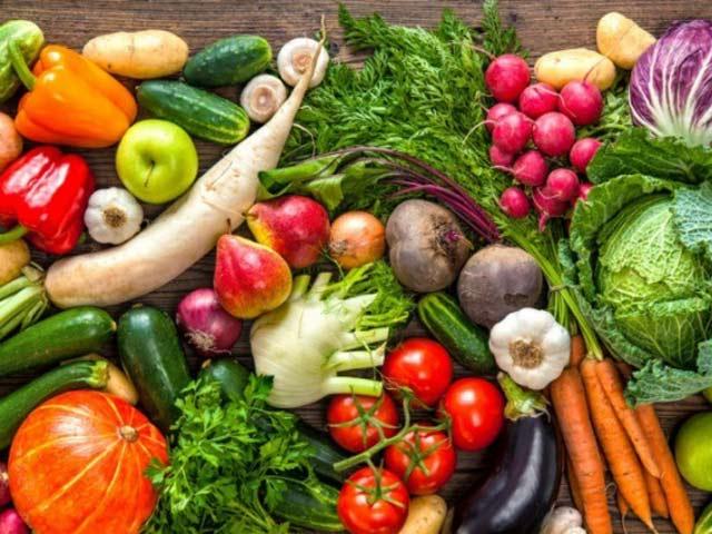 Màu sắc rau quả mang lại tác dụng quý hơn vàng cho sức khỏe dịp Tết Nguyên đán - 1