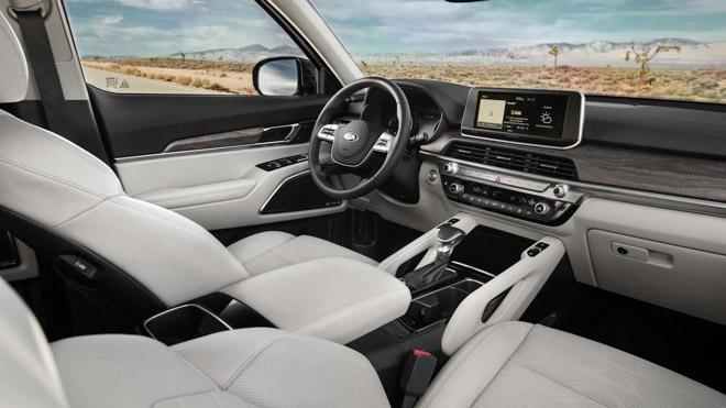 SUV cỡ lớn Kia Telluride chốt giá từ 728 triệu đồng - 7