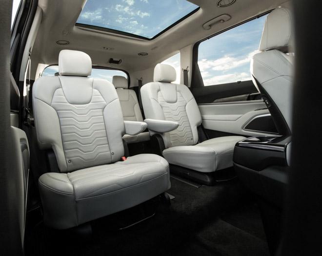 SUV cỡ lớn Kia Telluride chốt giá từ 728 triệu đồng - 6