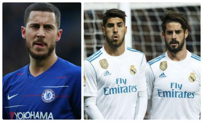 """Tin HOT bóng đá sáng 7/2: Real """"hiến tế"""" SAO 500 triệu euro mua Hazard - 1"""