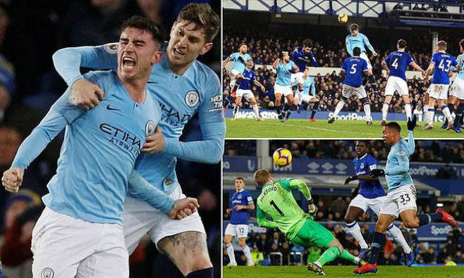 Đua vô địch Liverpool bị Man City soán ngôi: Bi kịch Vua về nhì tái hiện? - 1