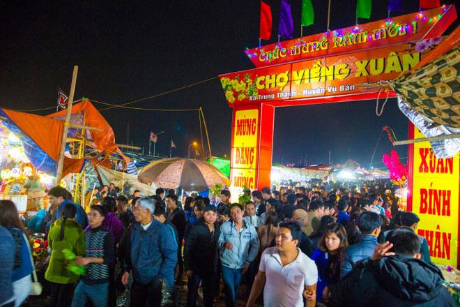 Những lễ hội nổi tiếng nhất ở miền Bắc trong tháng Giêng - 5