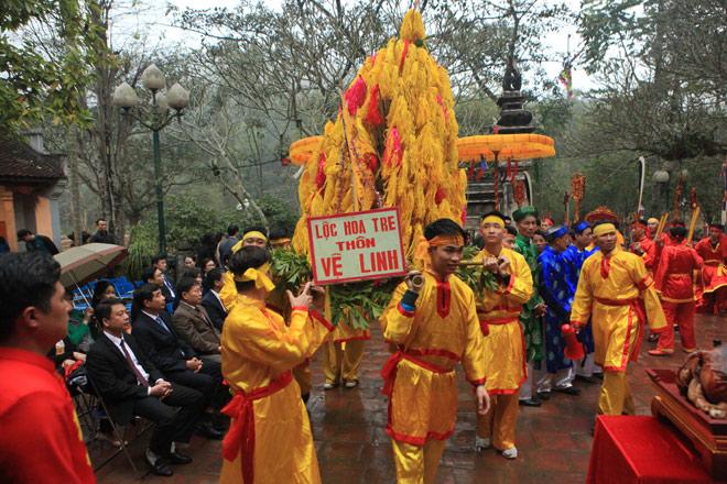 Những lễ hội nổi tiếng nhất ở miền Bắc trong tháng Giêng - 4