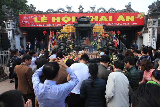 Những lễ hội nổi tiếng nhất ở miền Bắc trong tháng Giêng - 3