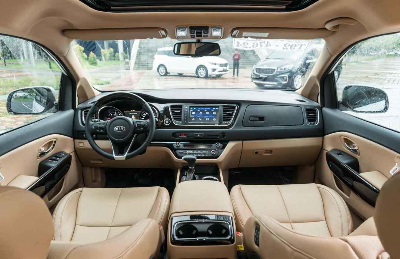 Giá xe ô tô Kia Sedona 2019 cập nhật mới nhất - 3
